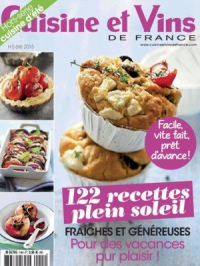 Mediatek66 Cuisine Et Vins De France Hors Serie