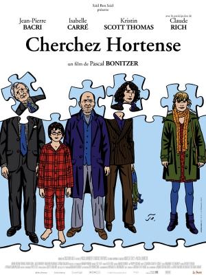 Cherchez Hortense   Pascal Bonitzer. Réalisateur
