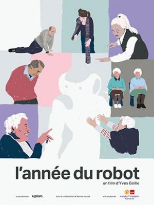 L'année du robot   Yves Gellie. Réalisateur